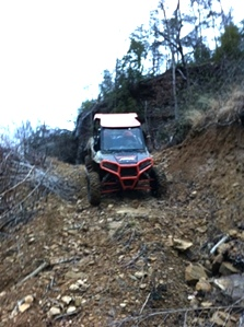 Best UTV Trails In Kentucky - Polaris RZR XP At Wildcat Adventures And Off Road Park